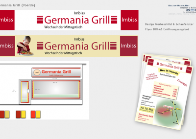 Germania Grill Voerde