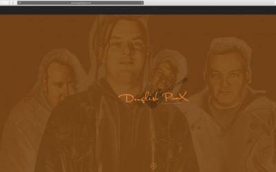 Website Relaunch einer Band-Homepage