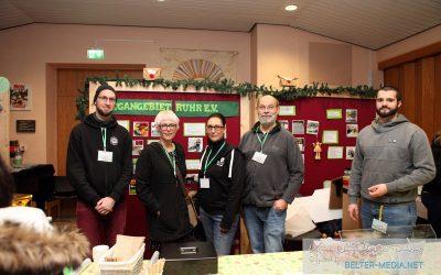 Veganer Weihnachtsmarkt in Duisburg-Walsum war ein voller Erfolg