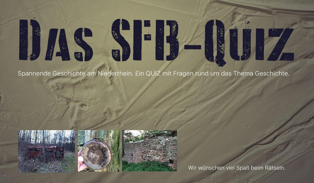 Das SFB-Quiz